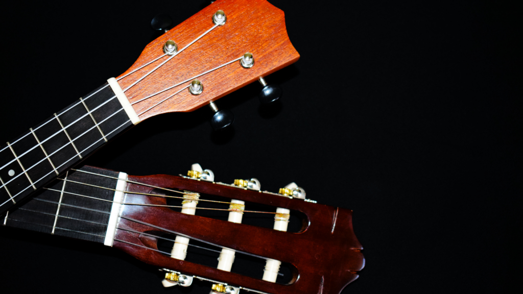 Different Types of Ukuleles